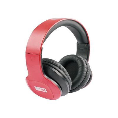 Auriculares Bluetooth Rojo