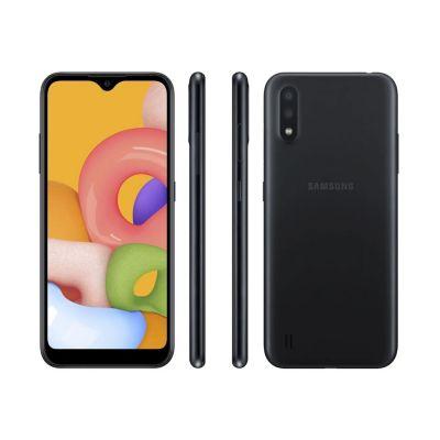 Smartphone Galaxy A01 Negro
