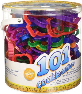 Set de 101 Cortadores Variados