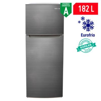 Refrigeradora Eurofrost WRF-185HCS 182L Silver