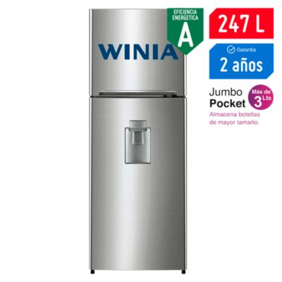 Refrigeradora 247L WRT-25GFD