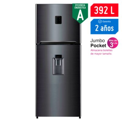 Refrigeradora 392L WRT-40GMBD