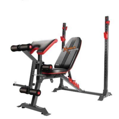 Banca de Gimnasio 230kg Multitrainer