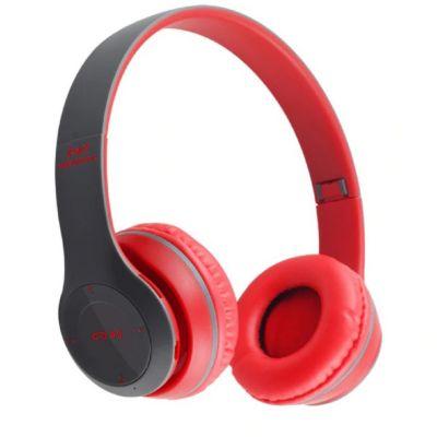 Auriculares Wireless 5.0 P47 Rojo