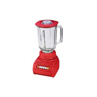 Licuadora 1.5L 8V Rojo