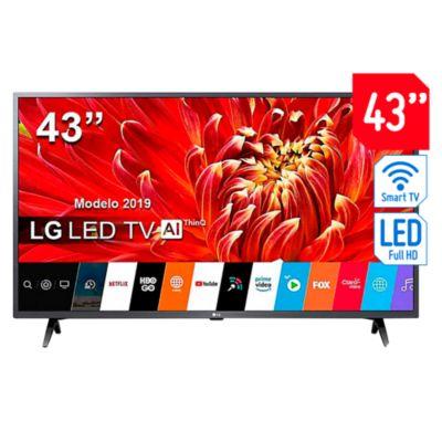 """Televisor Smart 43"""" Full HD 43LM6300"""