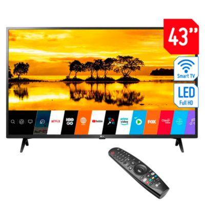 "Televisor Smart 43"" 43LM6300 + Magic Remote"