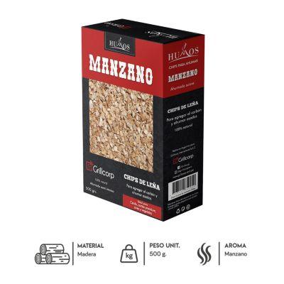 Astillas de Manzano 500gr