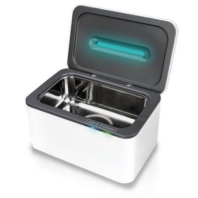 Caja Esterilizadora UV-C con Limpieza de Ultrasonido