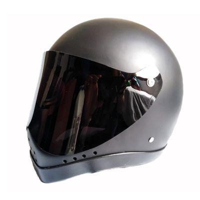 Casco de Moto Integral Mandro en Negro Mate