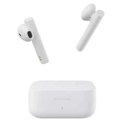 Audífonos Inalámbricos Earphones Basic 2 Blanco
