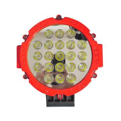 Faro LED Redondo de 63 Watts 6000 Kelvin