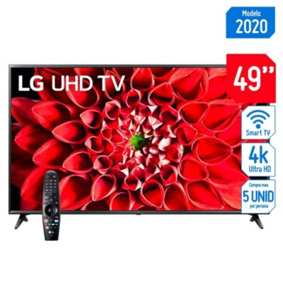 Televisor Smart LED UHD 4K 49'' 49UN7100PSA.AWF + MAGIC REMOTE MR20GA.AWP