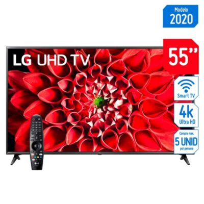 Televisor Smart LED UHD 4K 55'' 55UN7100PSA.AWF + MAGIC REMOTE MR20GA.AWP