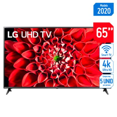 Televisor LED  Smart TV 4K UHD 65'' 65UN7100 (2020)