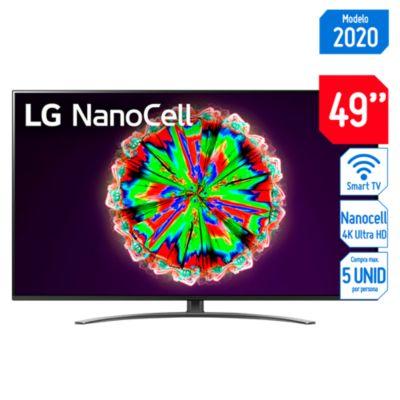 Televisor NANOCELL  Smart TV 4K UHD 49'' 49NANO81 (2020)