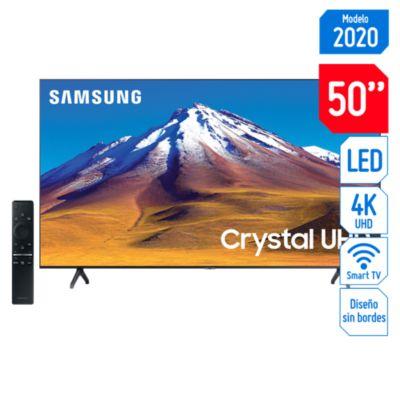Televisor Smart LED UHD 4K 50'' UN50TU6900GXPE