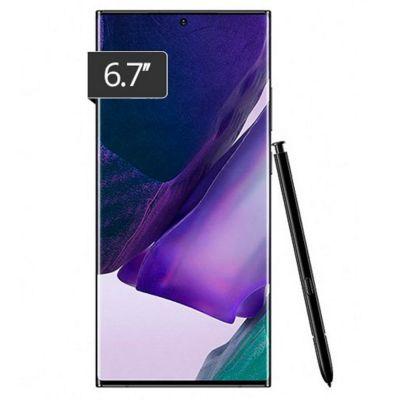 "Samsung Galaxy Note 20 Ultra 6.9"" 256GB 8GB 64MP 10MP Negro"