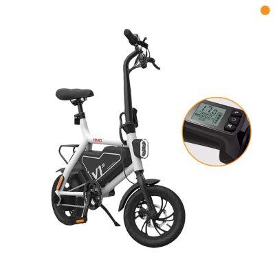 Bicicleta Eléctrica HIMO V1S Blanco
