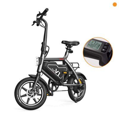 Bicicleta Eléctrica HIMO V1S Negro