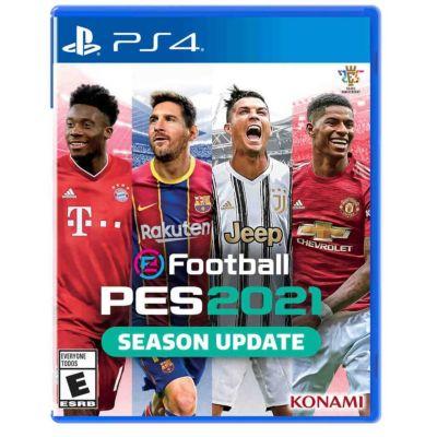 Videojuego para PS4 PES2021 Season Update