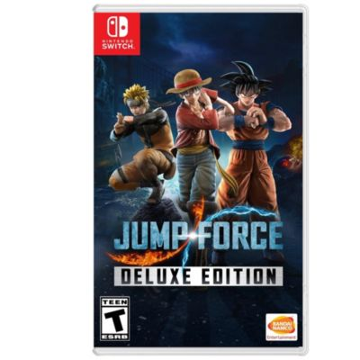 Videojuego para Nintendo Switch Jump Force Deluxe