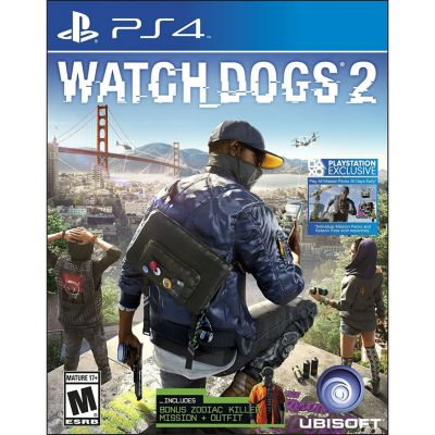 Videojuego para PS4 Watch Dogs 2