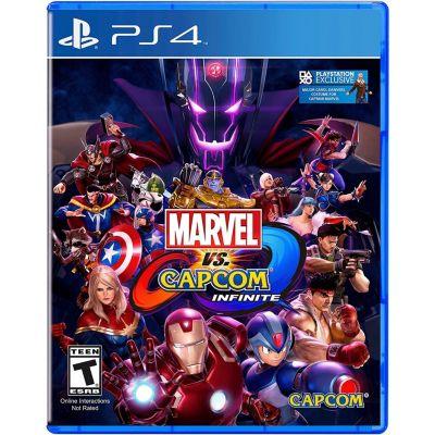 Videojuego para PS4 Marvel vs Capcom Infinite