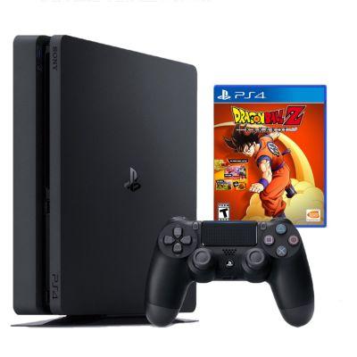 Consola PS4 Slim 1Tb + Videojuego Dragon Ball Z Kakarot