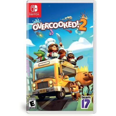 Videojuego para Nintendo Switch Overcooked 2
