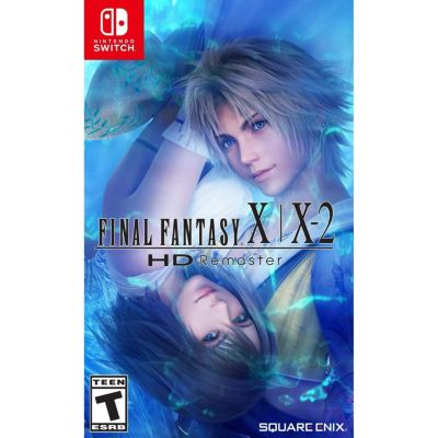 Videojuego para Nintendo Switch Final Fantasy X/X-2 HD Remaster