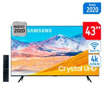 "Televisor Smart 43"" 4K Ultra HD Smart Crystal UN43TU8000"