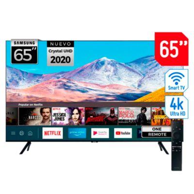 "Televisor Smart 65"" 4K Ultra HD Crystal UN65TU8000"