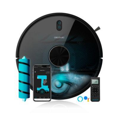 Aspiradora Robot con Mapeo Láser Conga 5090