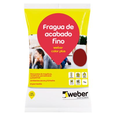 Fragua Color Plus Teja 1kg