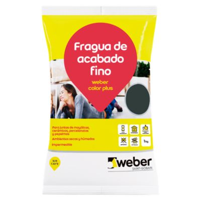 Fragua Color Plus Plomo 1kg