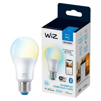 Foco Led Wiz Wifi A60 9W Luz Fria / Luz Cálida Ajustable
