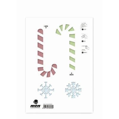 Stencil Christmas 2