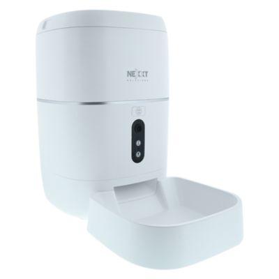 Dispensador de Comida Smart para Mascotas NexxT Cam 1080p NHA-P610