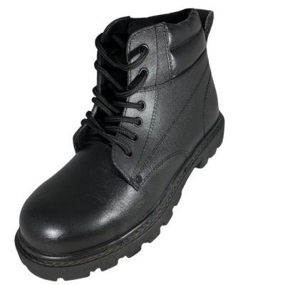 Zapato de Seguridad Cuero con Punta Acero Hércules Talla 43