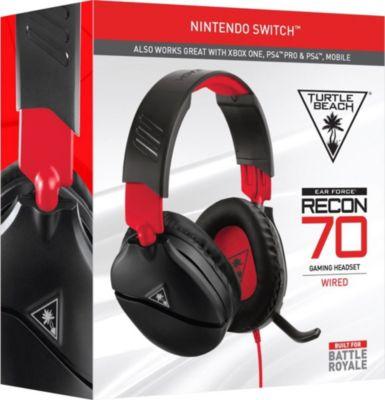 Audífono Recon 70 Rojo