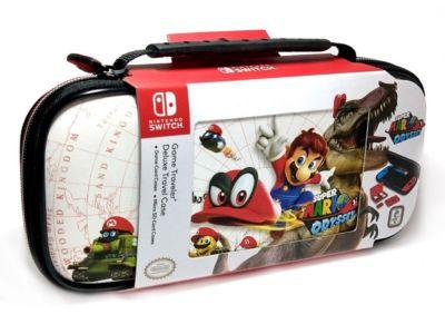 Estuche Game Travel Case Super Mario Odyssey