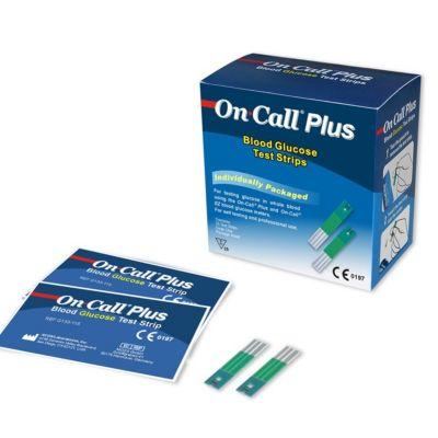 Pack de 25 Tiras Reactivas para Glucosa