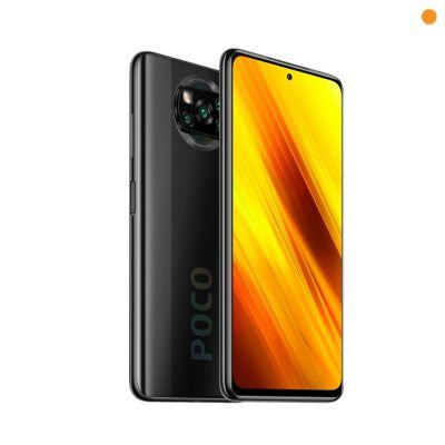 Pocophone X3 NFC 128Gb Negro
