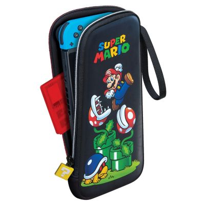 Estuche Game Traveler Deluxe Slim Nintendo Switch Mario