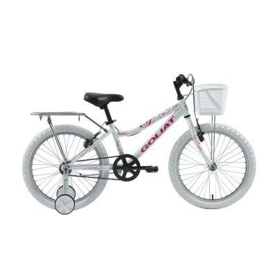 Bicicleta Urbana Paracas Aro 20 Blanco