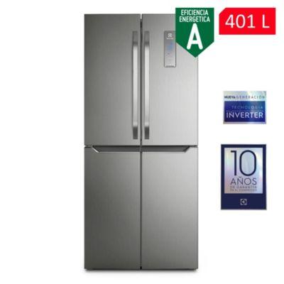 Refrigeradora Electrolux ERQU40E2HSS 401 Litros Multidoor