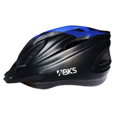 Casco Bicicleta Racing Azul M