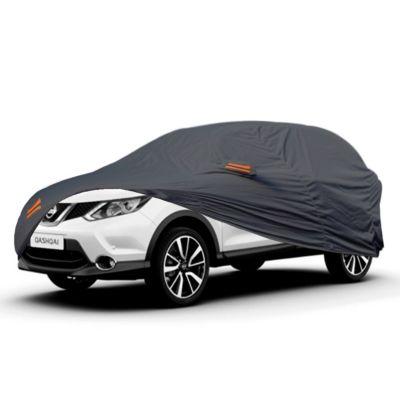 Cobertor Funda Nissan Qashqai Gris