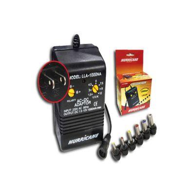 Adaptador de Voltaje Universal 1A LLA-1000NA